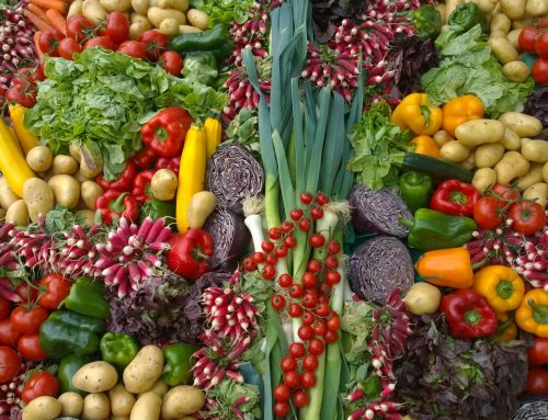 Don't Chase Rainbows—Eat Them! All About Antioxidants and Why You Need Them in Your Diet